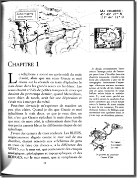L'extravagant voyage du jeune et prodigieux T.S. Spivet p. 11 Reif Larsen