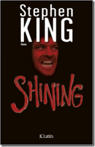 Shining Stephen King Kubrick