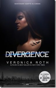 Divergence Veronica Roth