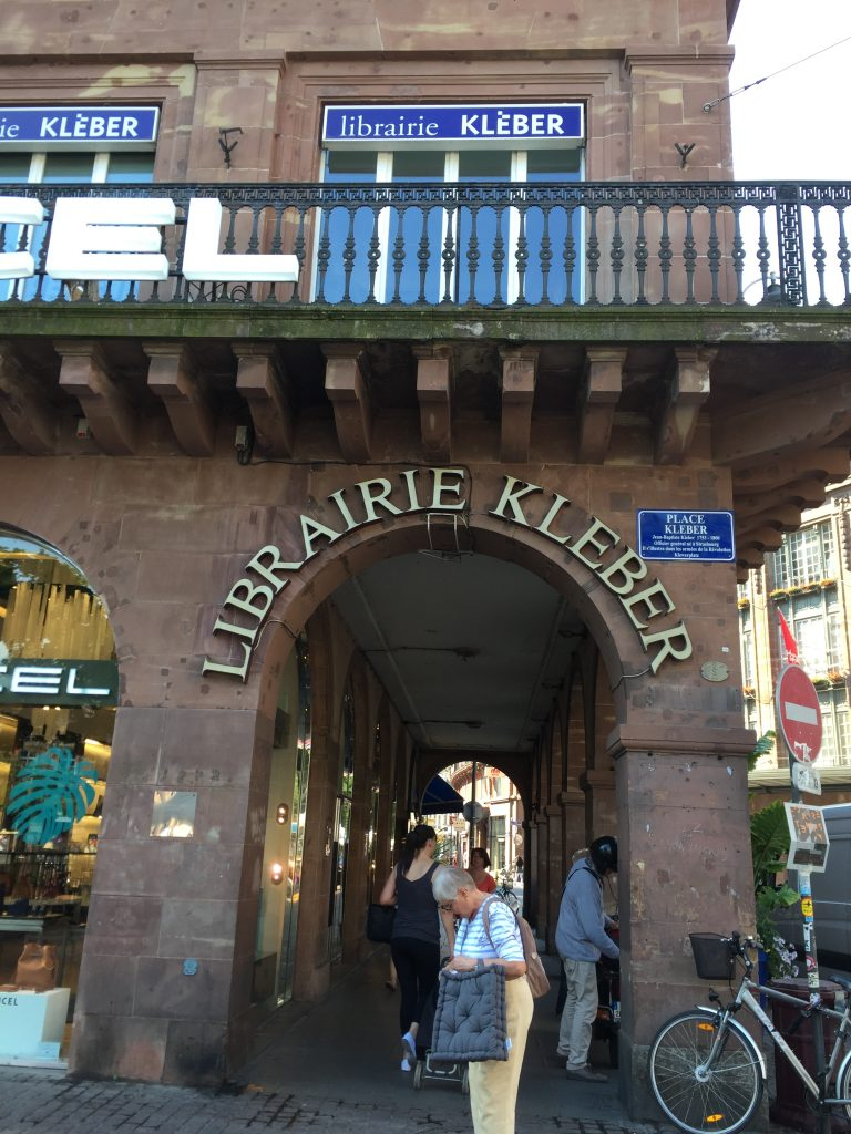 Librairie internationale Kleber