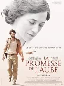 La promesse de l'aube film Éric Barbier adaptation cinéma Romain Gary Émile Ajar